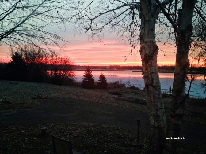 sunrise matt hendricks2